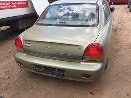 Hyundai Sonata 2001 y. parts