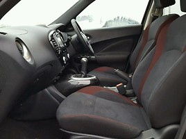 Nissan Juke 2014 г. запчясти