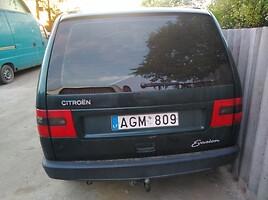 Citroen Evasion 1997 y. parts