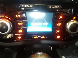 Nissan Juke 2014 y. parts