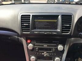 Subaru Legacy IV 2009 m. dalys