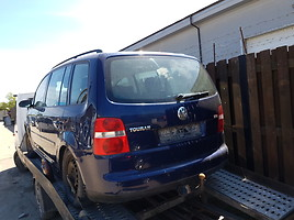 Volkswagen Touran I AZV 2006 m. dalys
