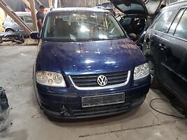 Volkswagen Touran I AZV Vienatūris