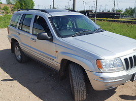 Jeep Grand Cherokee II 2003 г запчясти