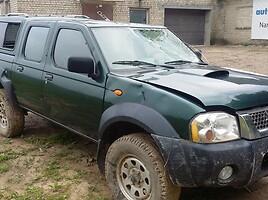 Nissan Navara 2003 m. dalys
