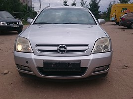 Opel Signum  Tiesiogines dujos Хэтчбек