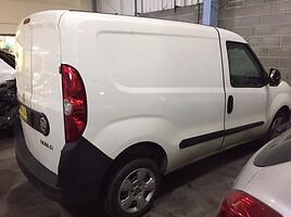 Fiat Doblo II 2013 m dalys