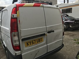 Mercedes-Benz Vito W639 2008 y. parts