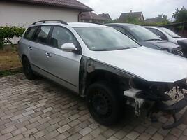 Volkswagen Passat 2005 m. dalys