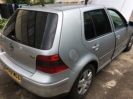 Volkswagen Golf IV 2001 m. dalys