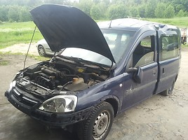 Opel Combo C Z16SE 64KW  2004 m. dalys