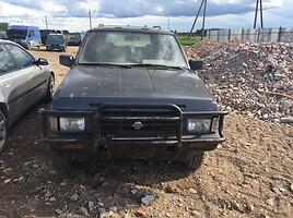 Nissan Terrano I 1995 m. dalys