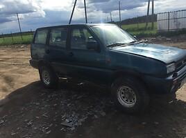 Nissan Terrano II 1998 y. parts