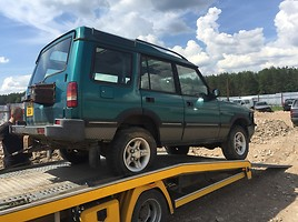 Land-Rover Discovery I 1998 y. parts