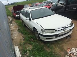 Peugeot 406 1997 y. parts