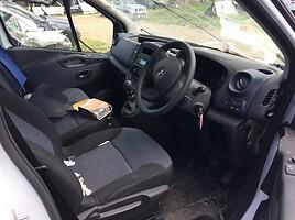 Opel Vivaro II 2016 m dalys