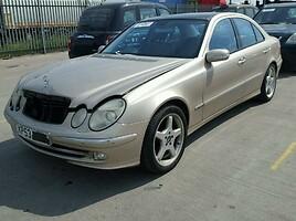 Mercedes-Benz E 320 W211  Sedanas