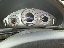 Mercedes-Benz E 320 W211 2004 m. dalys