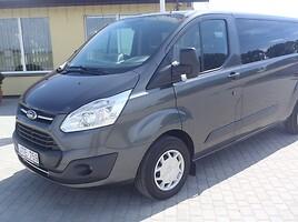 Ford Transit Custom 2017 m.