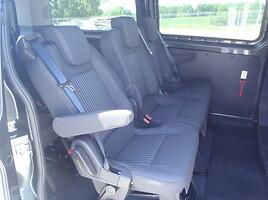 Keleivinis mikroautobusas  Ford Transit Custom 2018 m nuoma