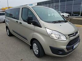 Minibus Ford Transit Custom 2017 y. rent
