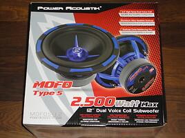 Žemų dažnių garsiakalbis  Power Acoustik MOFOS-12D2