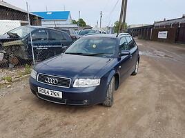 Audi A4 B6 AWA  FSI Universalas 2004