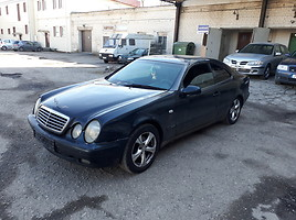 Mercedes-Benz CLK 230 W208