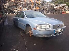 Volvo S80 I 2001 m. dalys