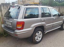 Jeep Grand Cherokee II 2001 г запчясти