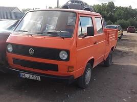 Volkswagen Transporter T1  Krovininis mikroautobusas