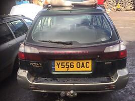 Subaru Outback II 2002 m. dalys