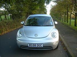 Volkswagen Beetle 2001 m. dalys