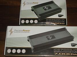 Garso stiprintuvas Soundstream P1.600D mono D-class