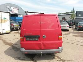 Volkswagen Transporter 2008 m. dalys