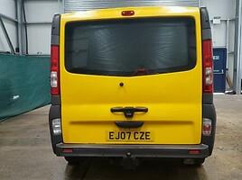 Opel Vivaro I 2007 m dalys