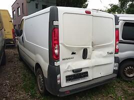 Renault Trafic 2007 m. dalys