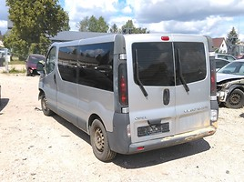 Opel Vivaro I  Van