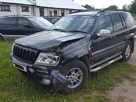 Jeep Grand Cherokee II Limited 2002 y. parts
