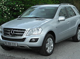Mercedes-Benz ML Klasė ML 166 3.2