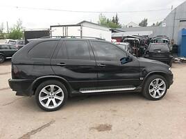 Bmw X5 2006 m. dalys