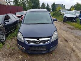 Opel Zafira B 88kw EUROPA Van