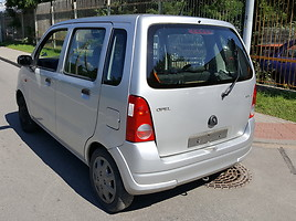 Opel Agila A Bako nebėra 2005 m dalys