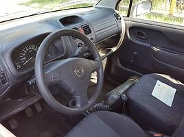 Opel Agila A 2005 m. dalys