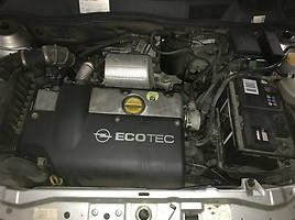 Opel Astra II 60kw 1999 m. dalys