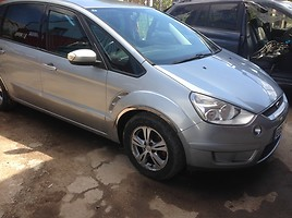 Ford S-Max 2007 m. dalys