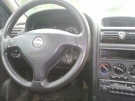 Opel Astra I 2001 г. запчясти
