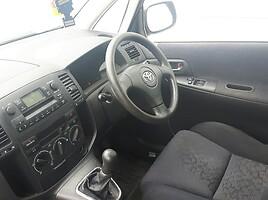 Toyota Corolla Verso 2003 m. dalys