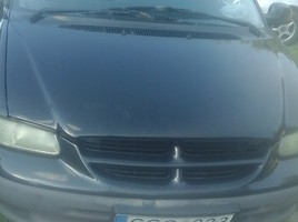 Chrysler Grand Voyager II  Минивэн
