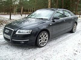 Audi A6 C6 5 automobiliai Sedan